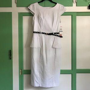 XOXO White Bodycon Dress